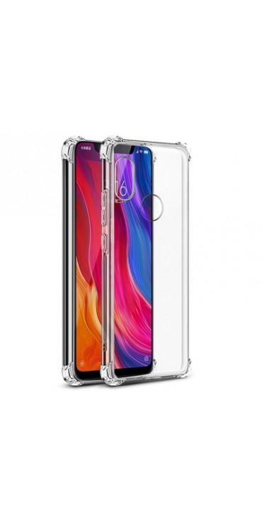 LeeHUR TPU Airbag Phone Case for Xiaomi Mi 8